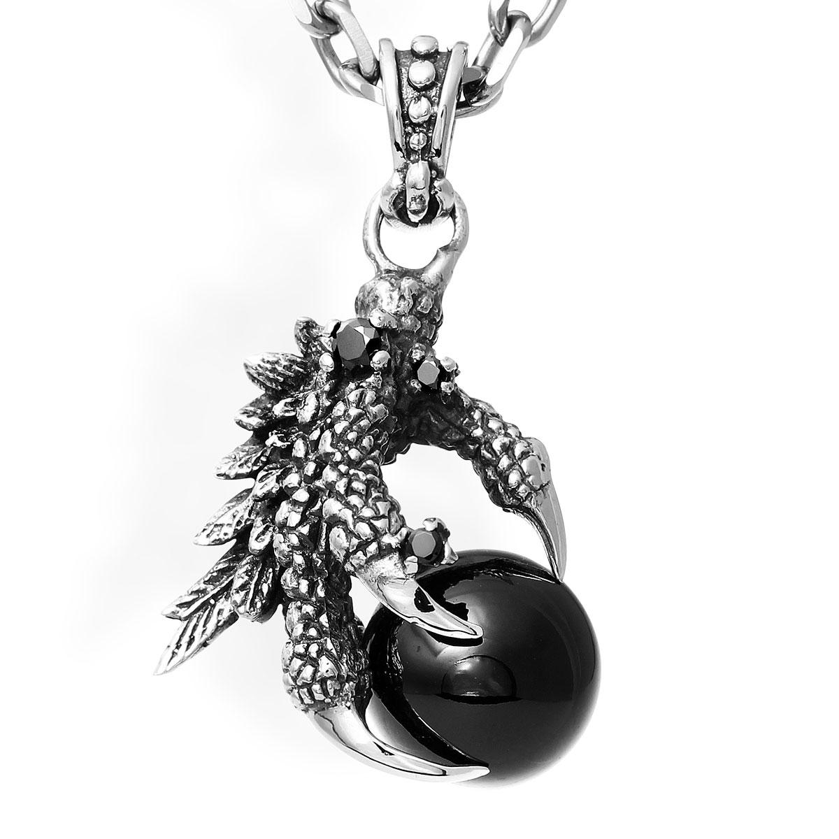 ASC5 鳳凰龍珠項鍊