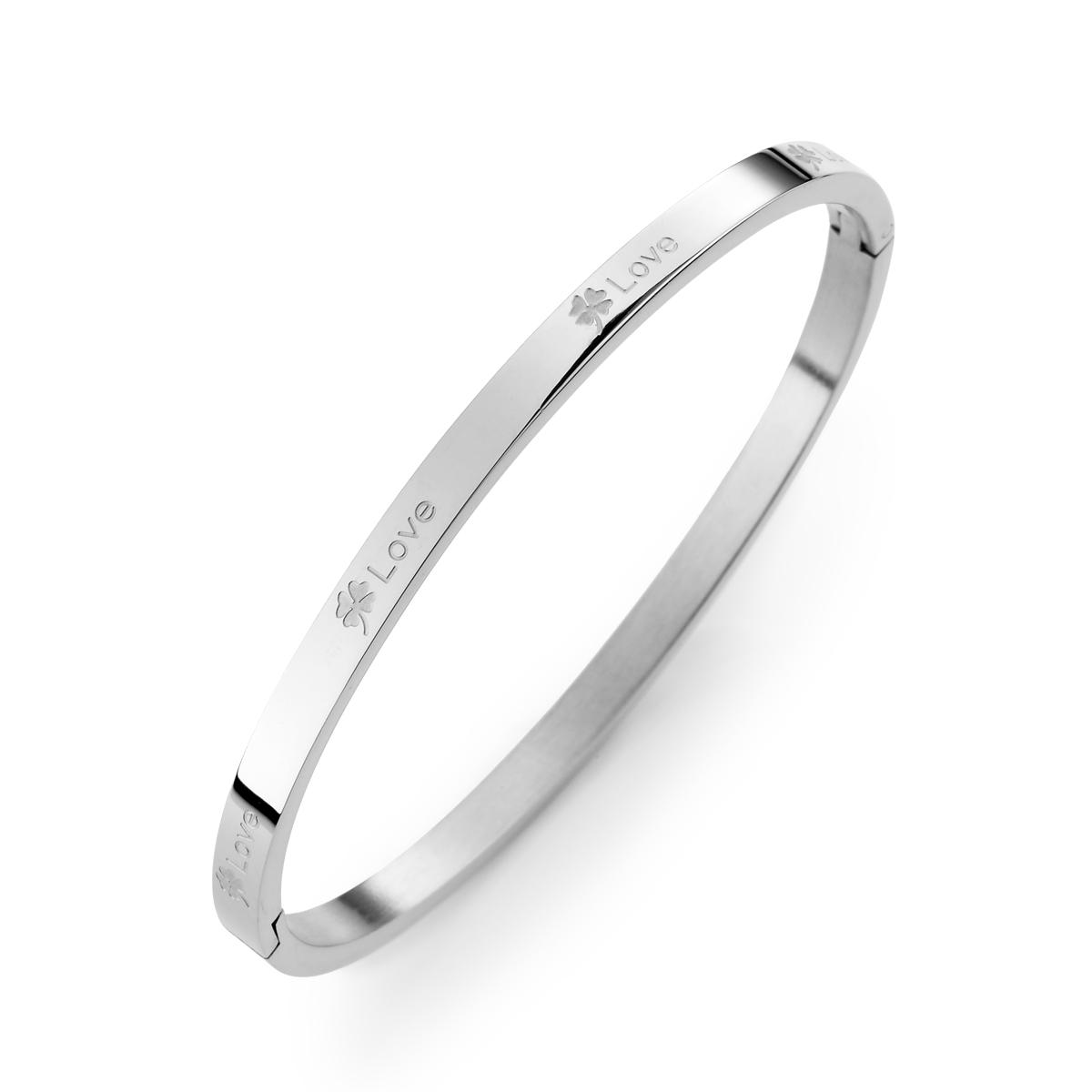 C146 幸運草圖樣手環