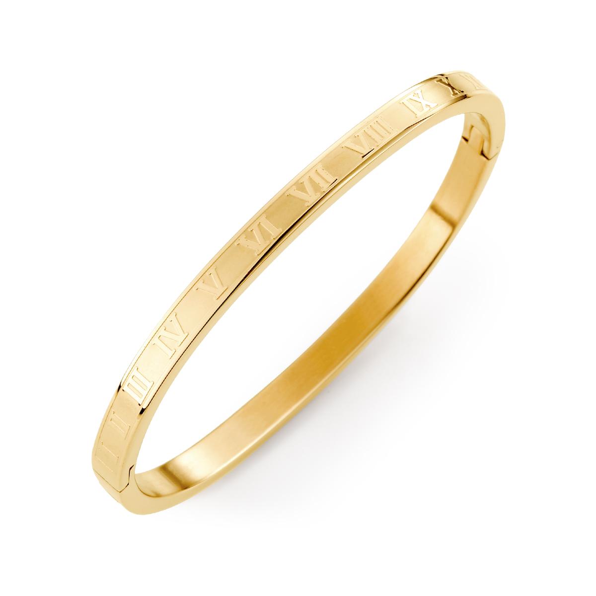 C147 羅馬數字圖手環