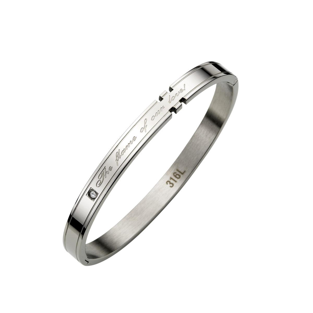 CIF48 經典時尚方型造型手環