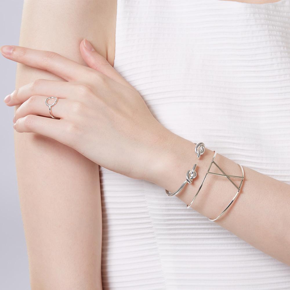 CS112 簡約哲學-雙繩結活圍簡約手環