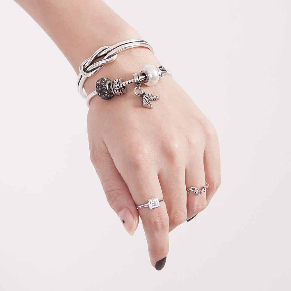 CS12 簡約印象手環