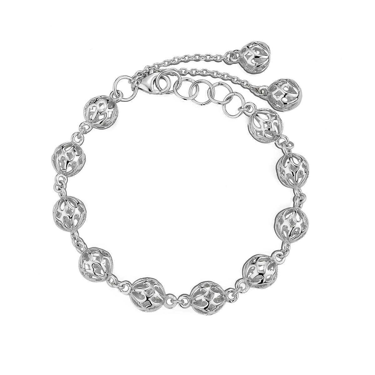 CS67 簍空圓形奢華手鍊