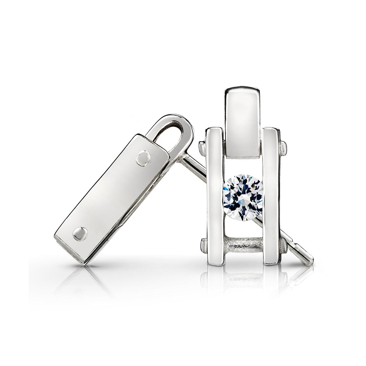 ED17 幸福之門耳環/一對販售