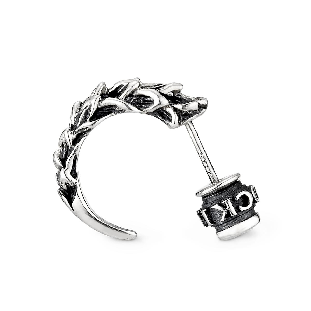 ES37 個性狼爪耳環/單隻販售