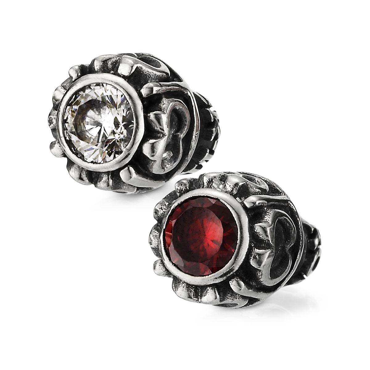 ES48 暗黑個性耳環/單隻販售
