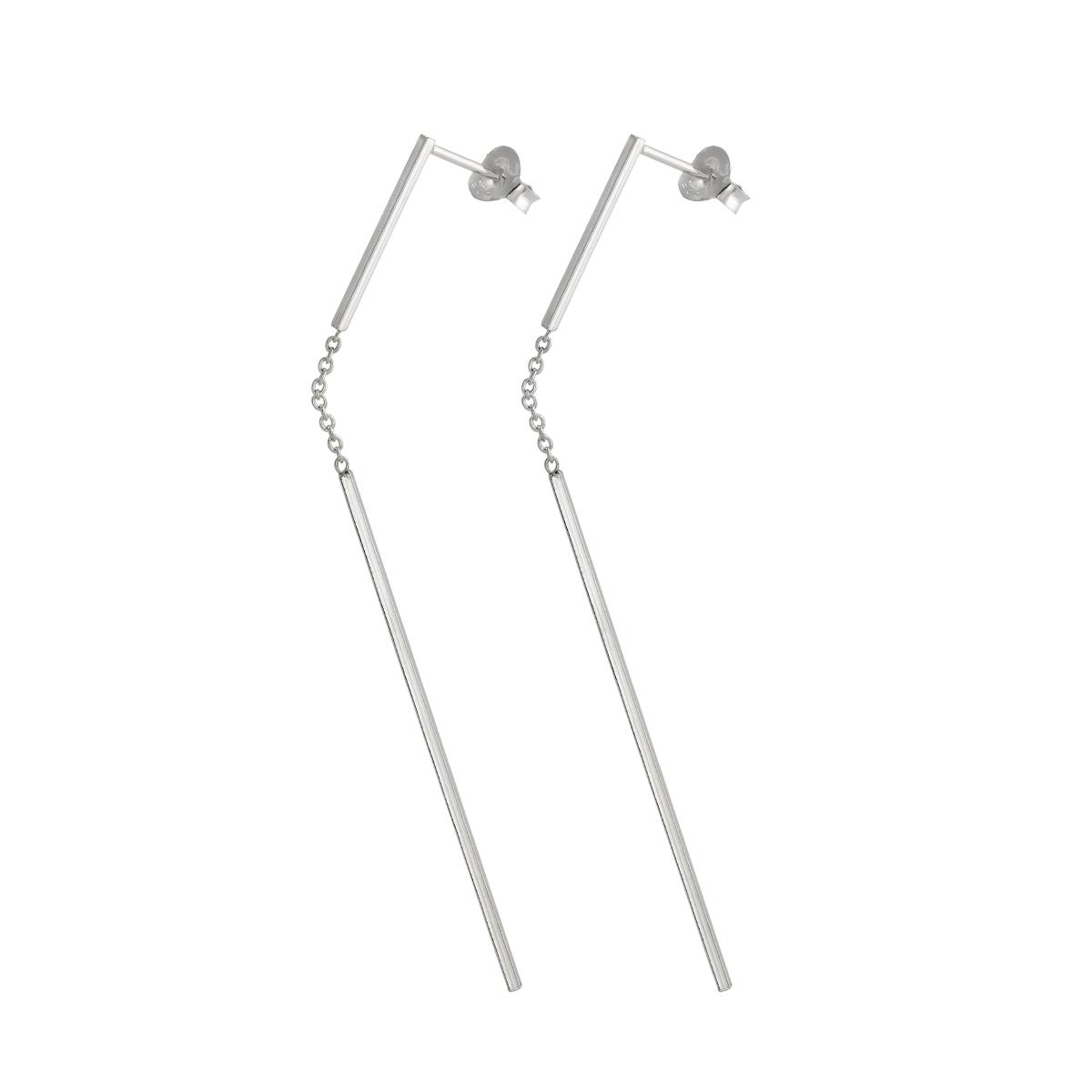 ES84 名媛氣質垂吊耳環/單隻販售