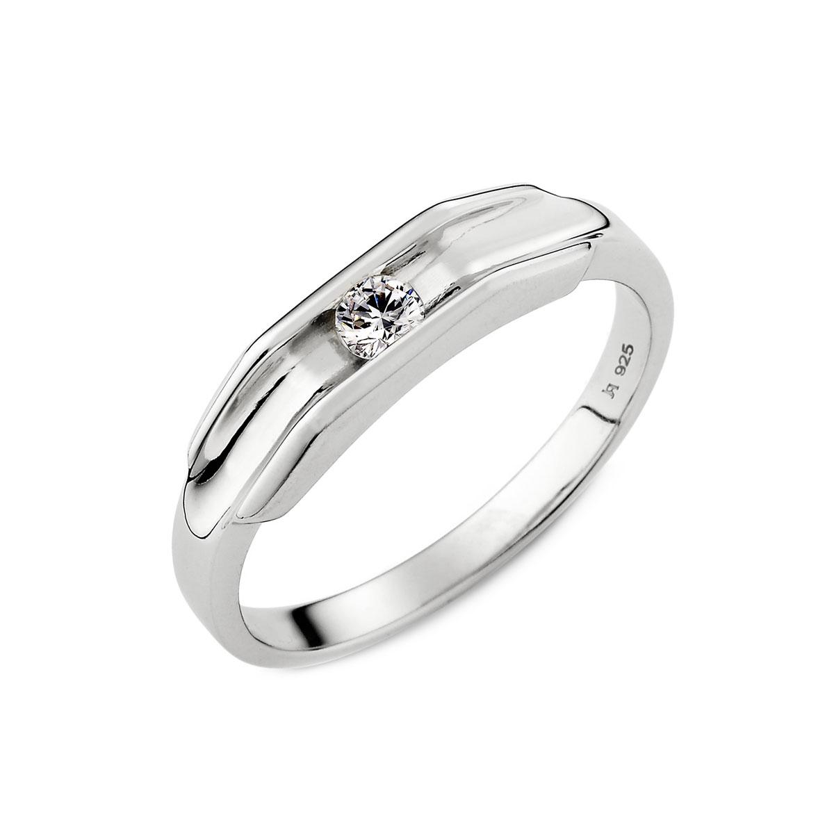 KSM51 純愛單鑽戒指