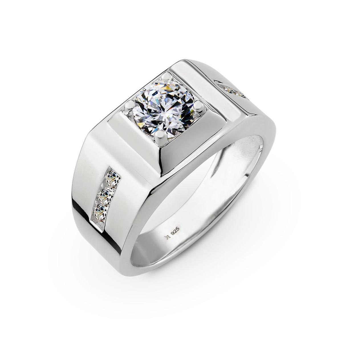 KSM69 一輩子的約定切面戒指