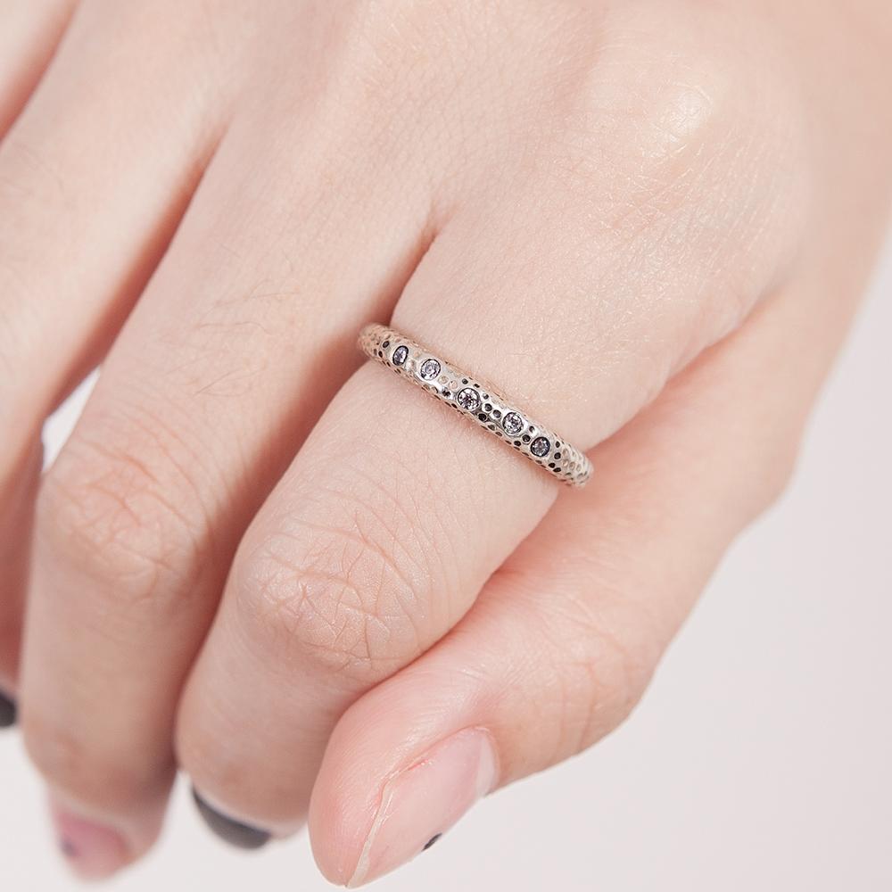 KSW162 無限蔓延染黑戒指
