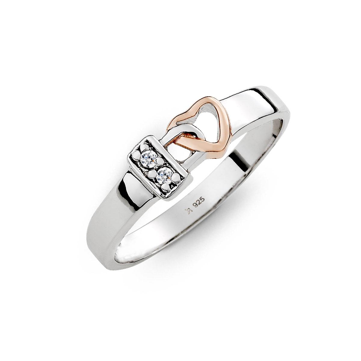 KSW286 把你的心上鎖戒指