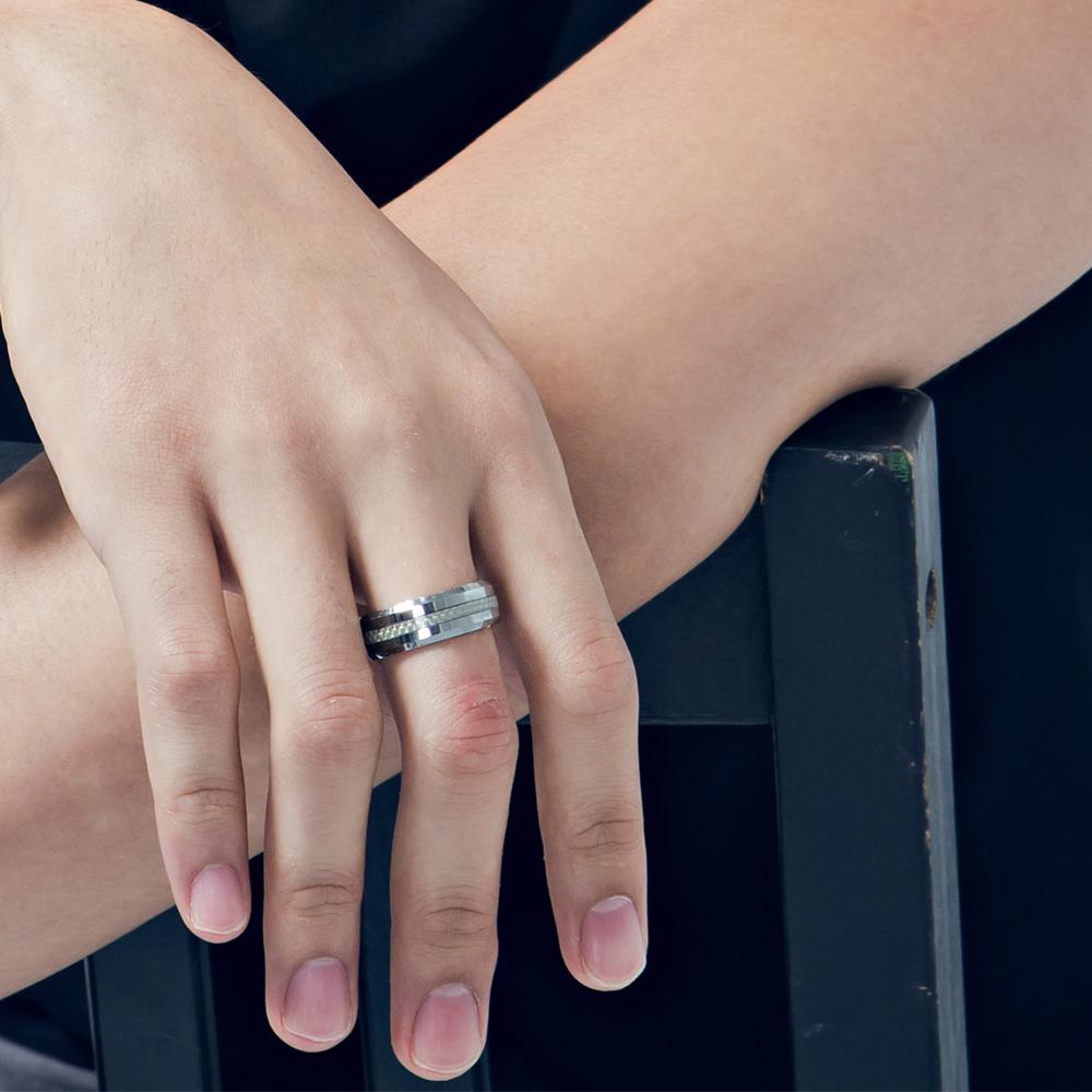KU5 典雅格環戒指
