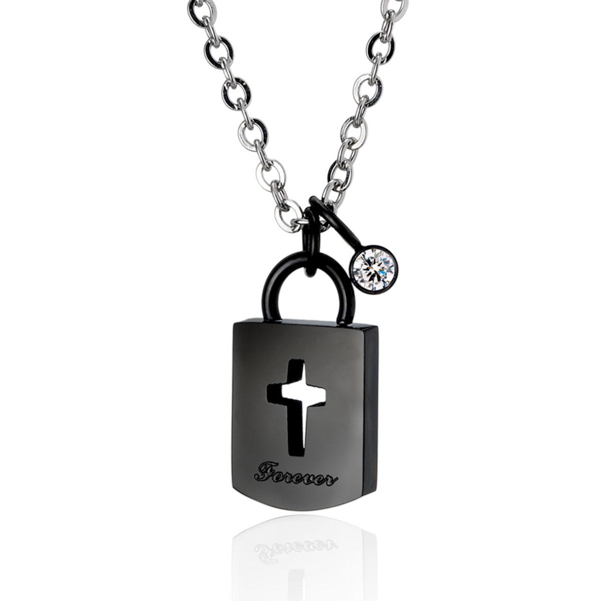 AIM398 永恆愛戀鑰匙組合項鍊