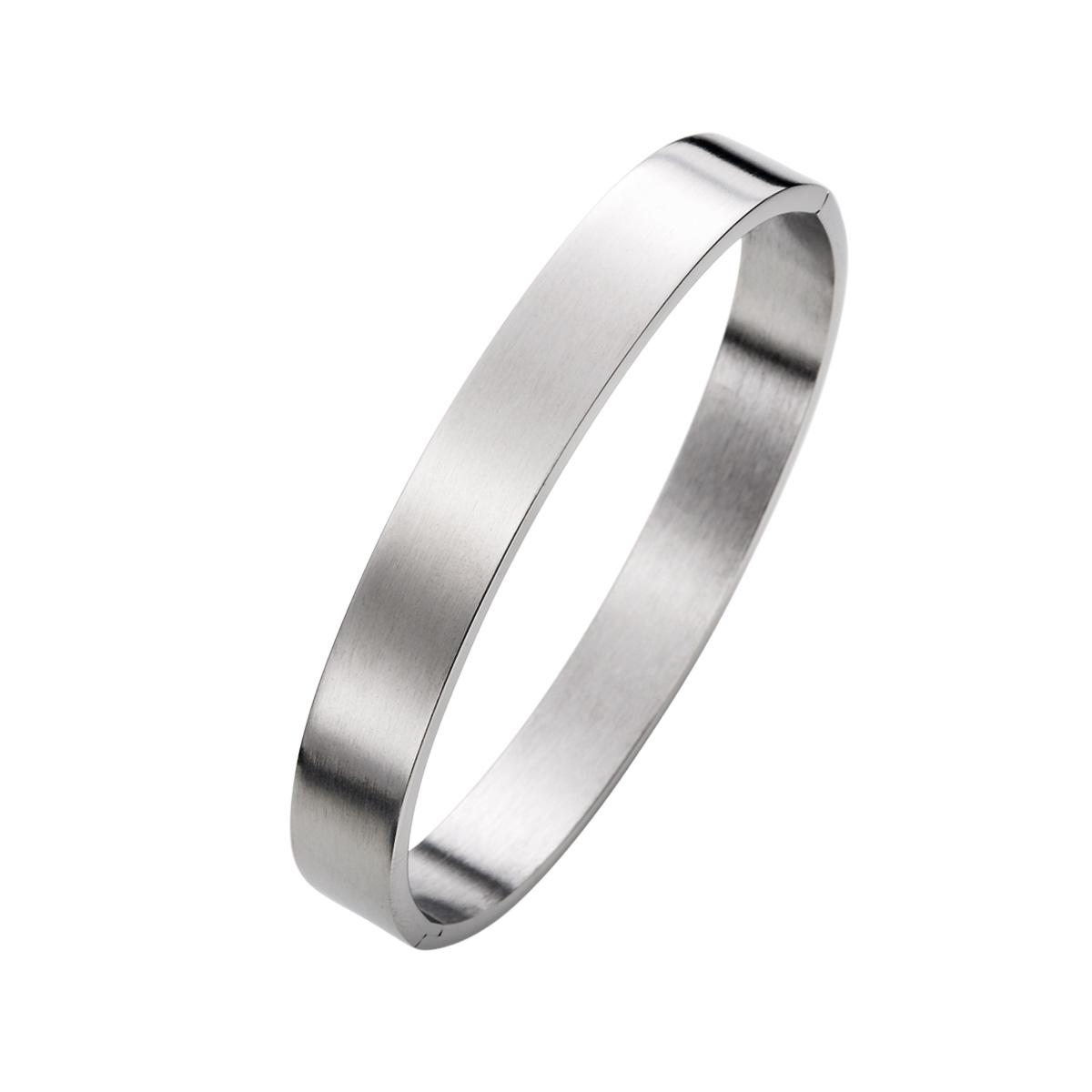 C1 基本款素面亮(霧)手環