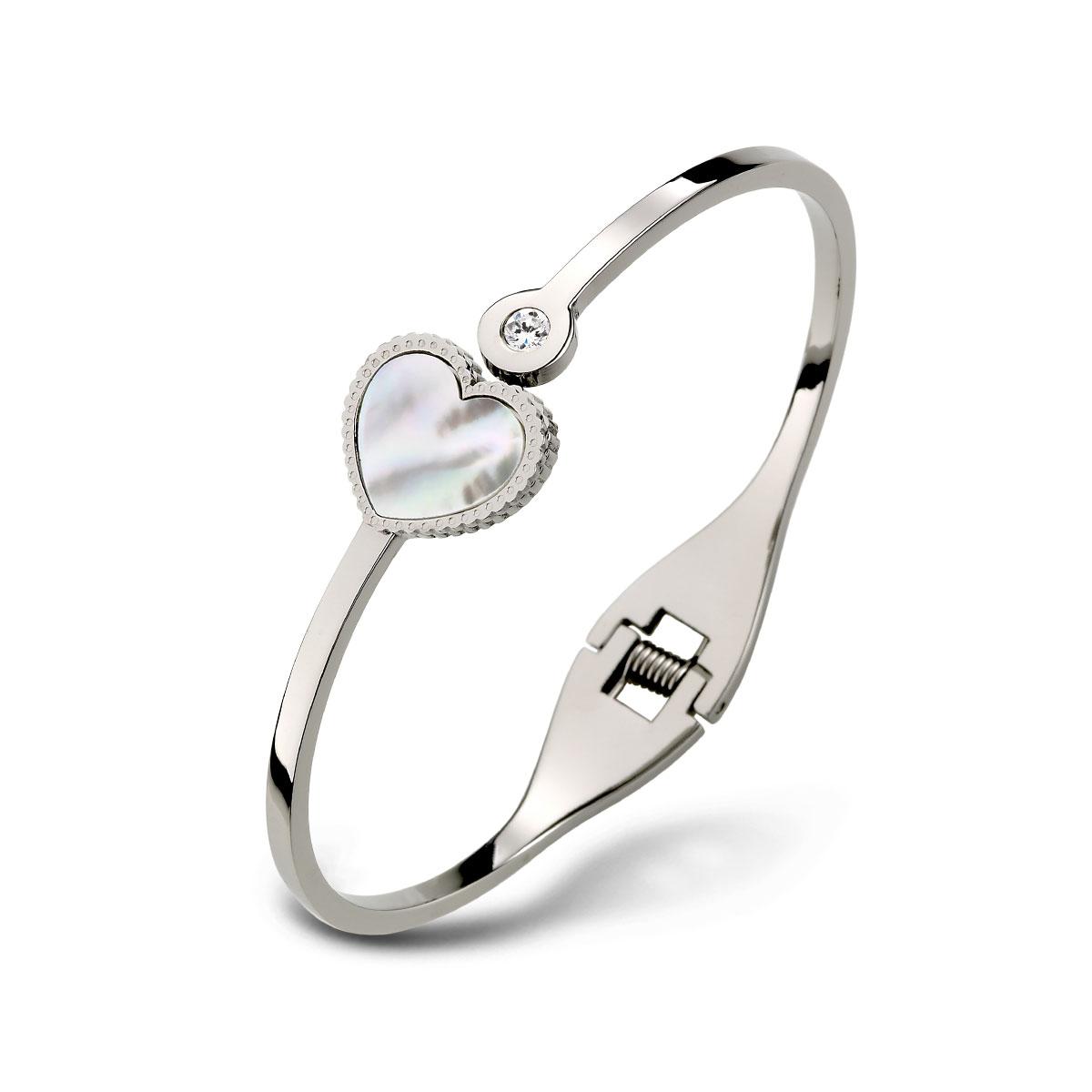 C86 愛在紐約夢幻愛心彩貝手環