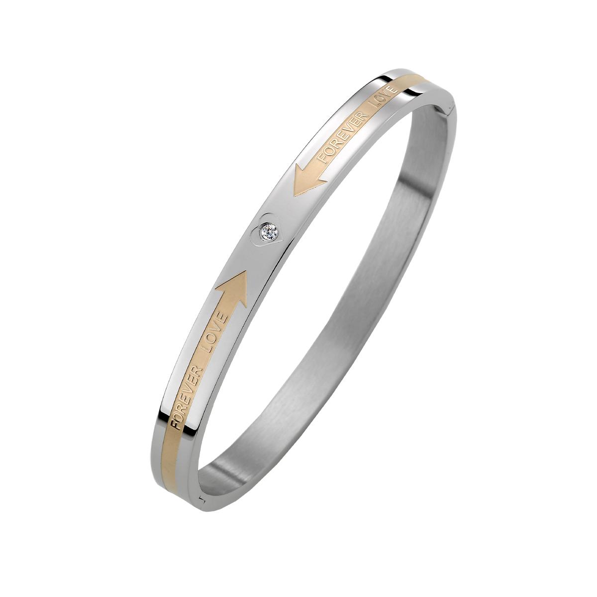 CIF126 愛你一世珍愛單鑽手環