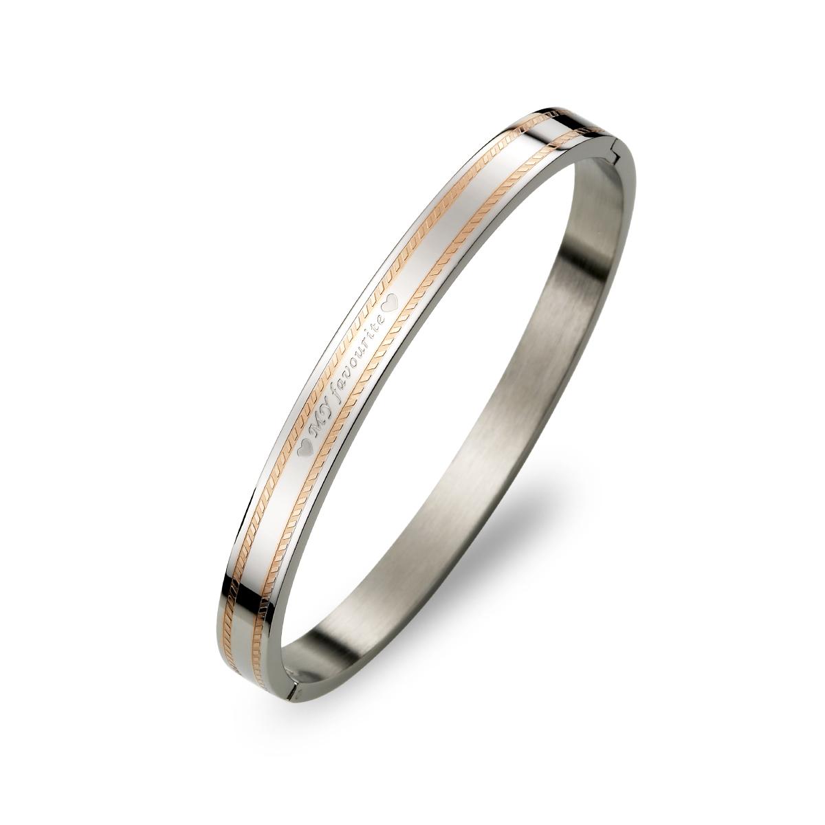 CIF51 愛情童話俏皮愛心手環