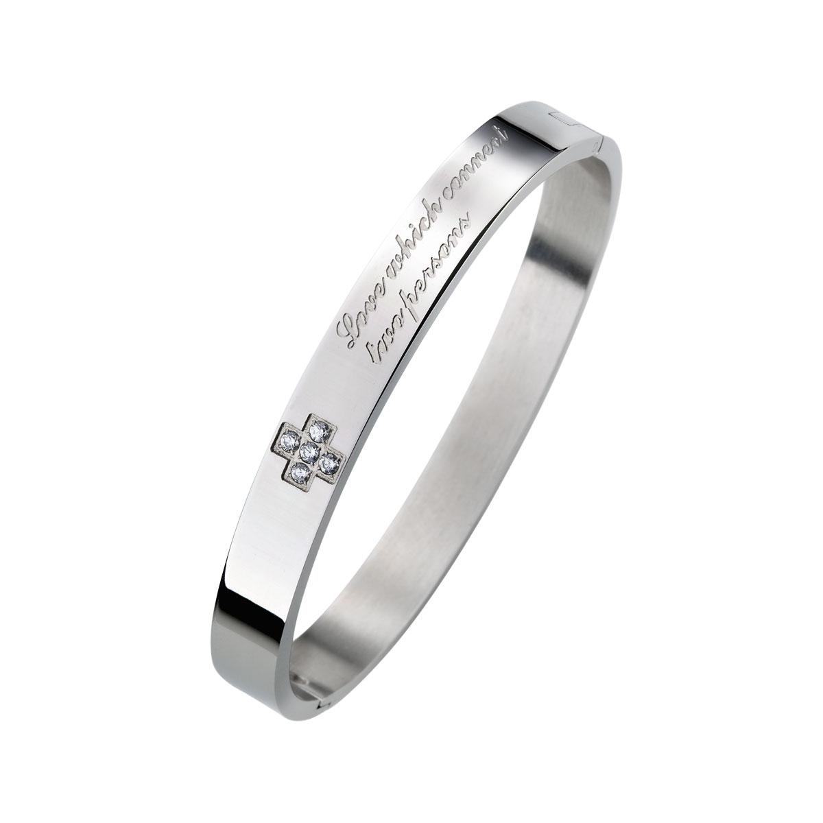 CIM110 愛的連接典雅手環