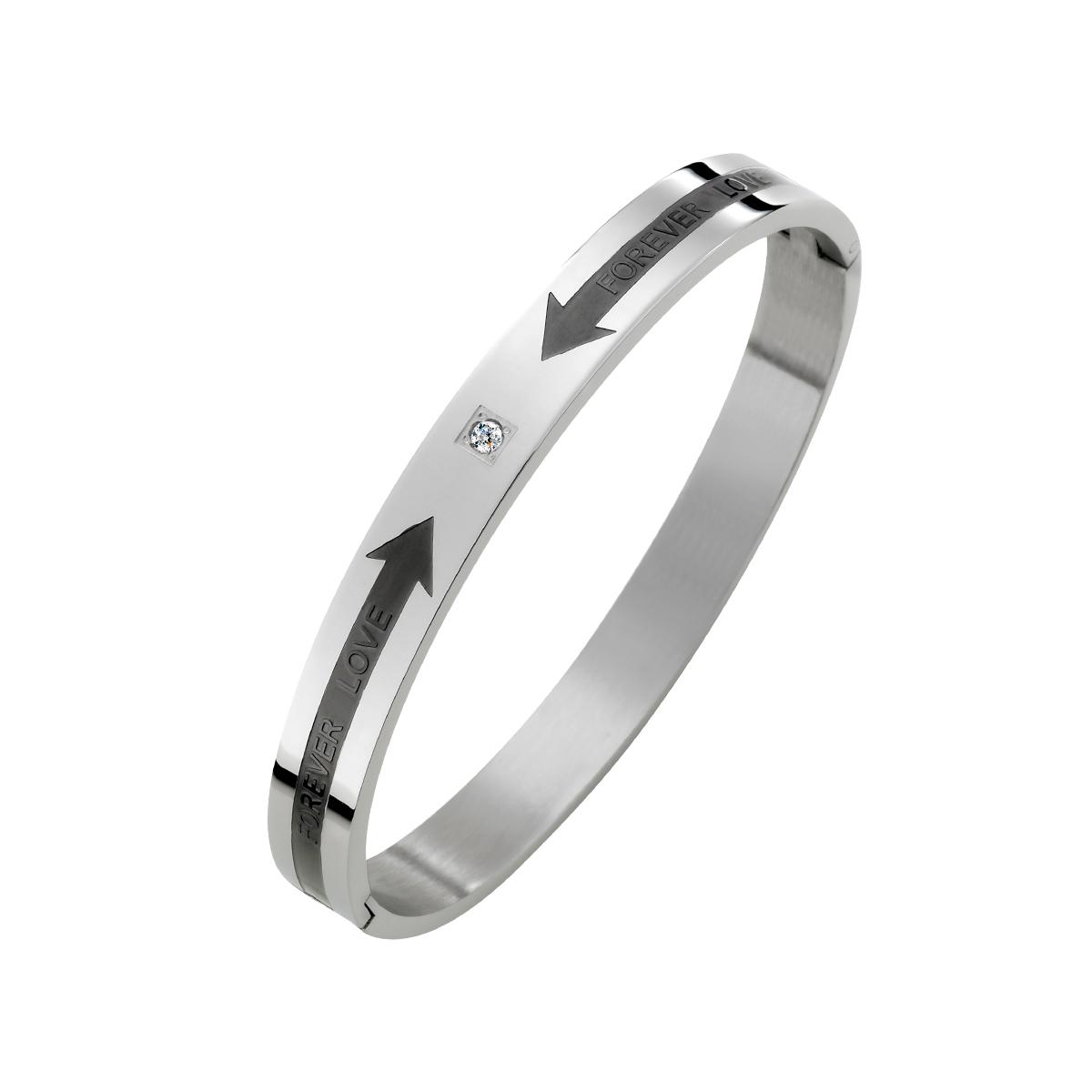 CIM126 愛你一世珍愛單鑽手環