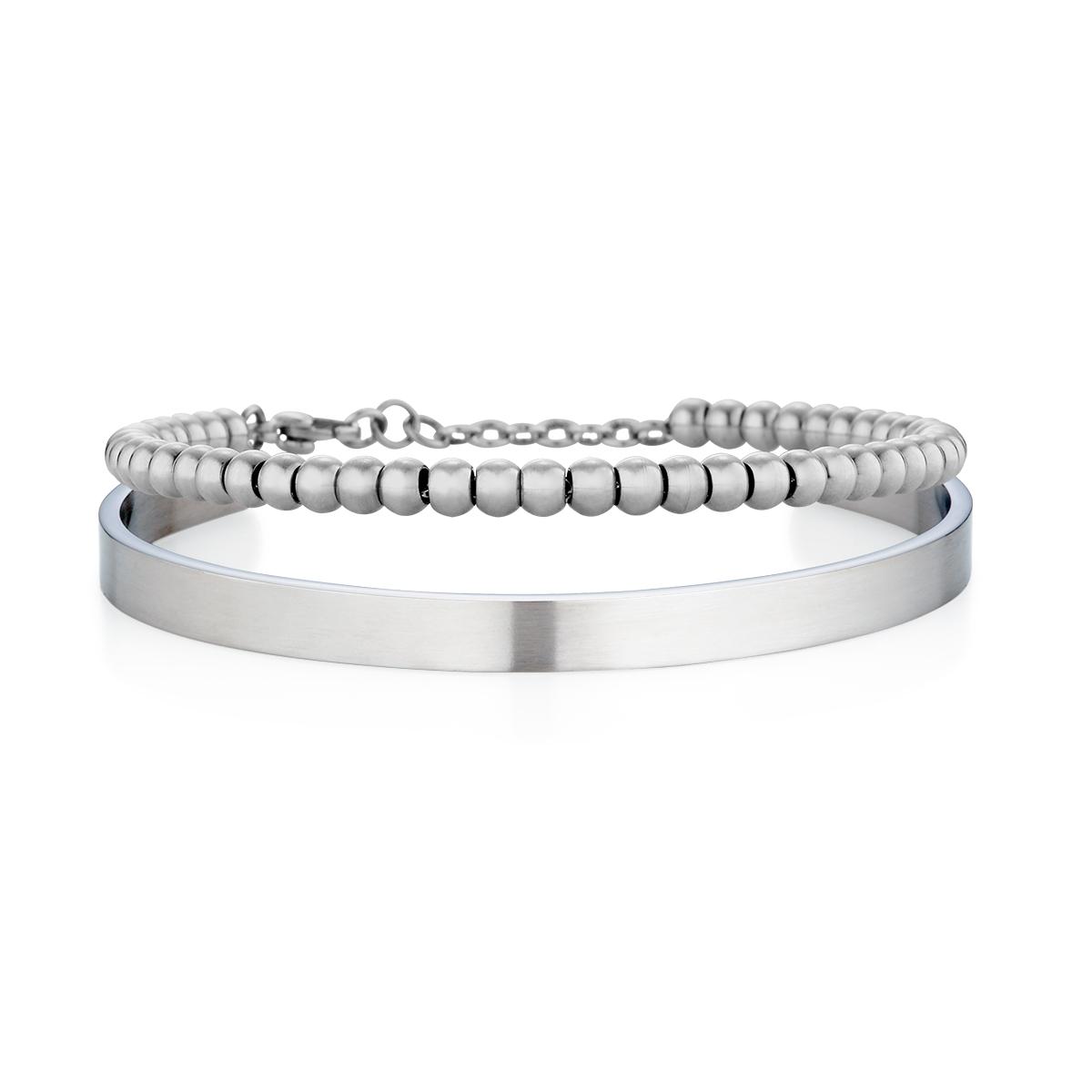 CIM179 簡約素面圓滿鍊環組