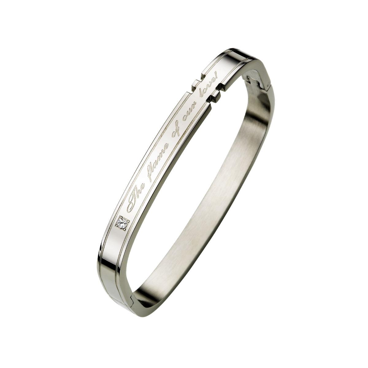 CIM48 經典時尚方型造型手環