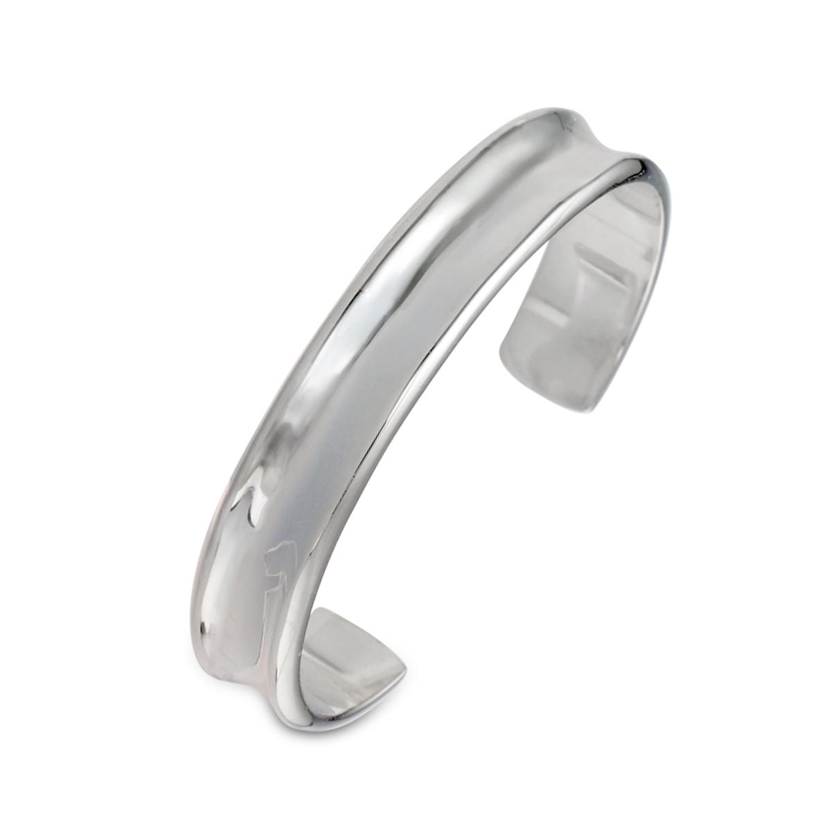 CS1 簡單時尚中性款素面手環