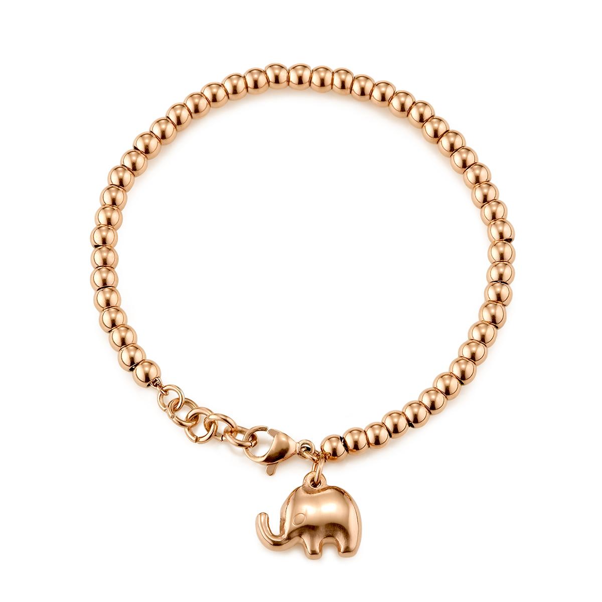 CX187 點滴意象-自由大象串珠手鍊
