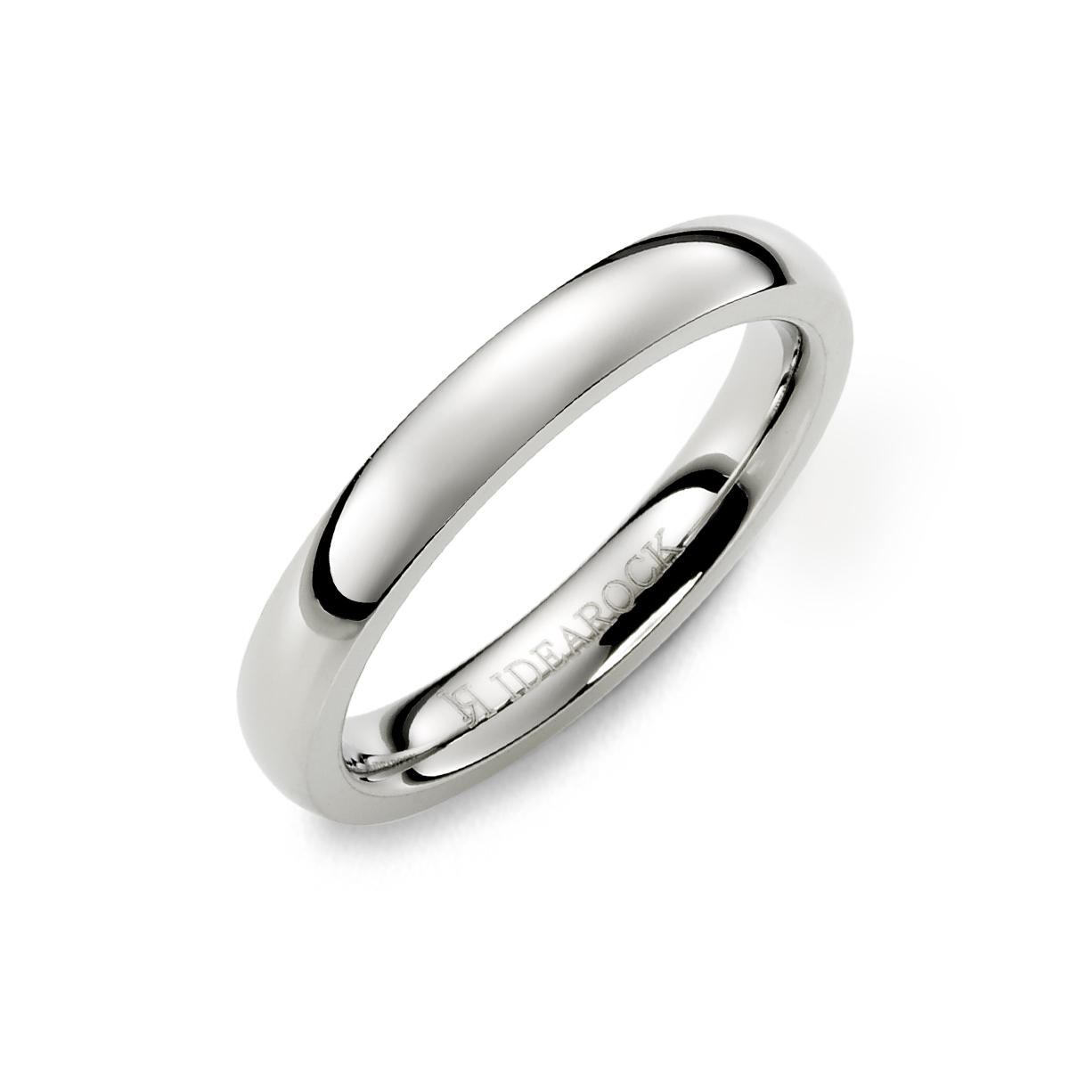 K334 簡單就是美厚實素面戒指/尾戒