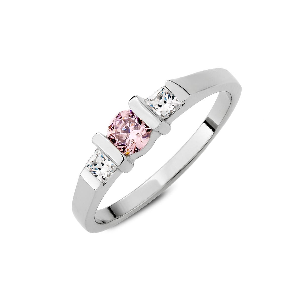 K381 十二奇運石戒指