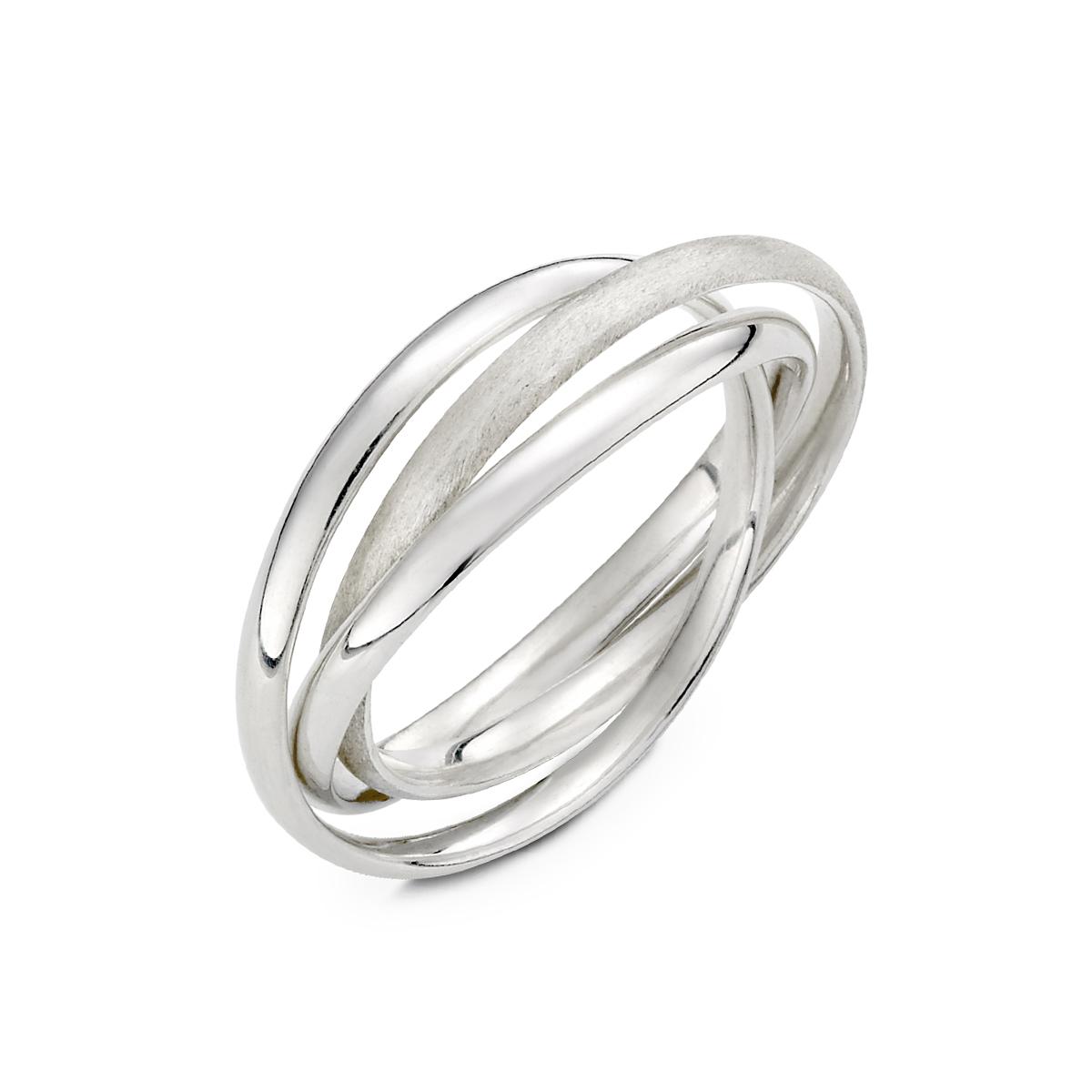 KSM120 我們的特殊意義三環戒指