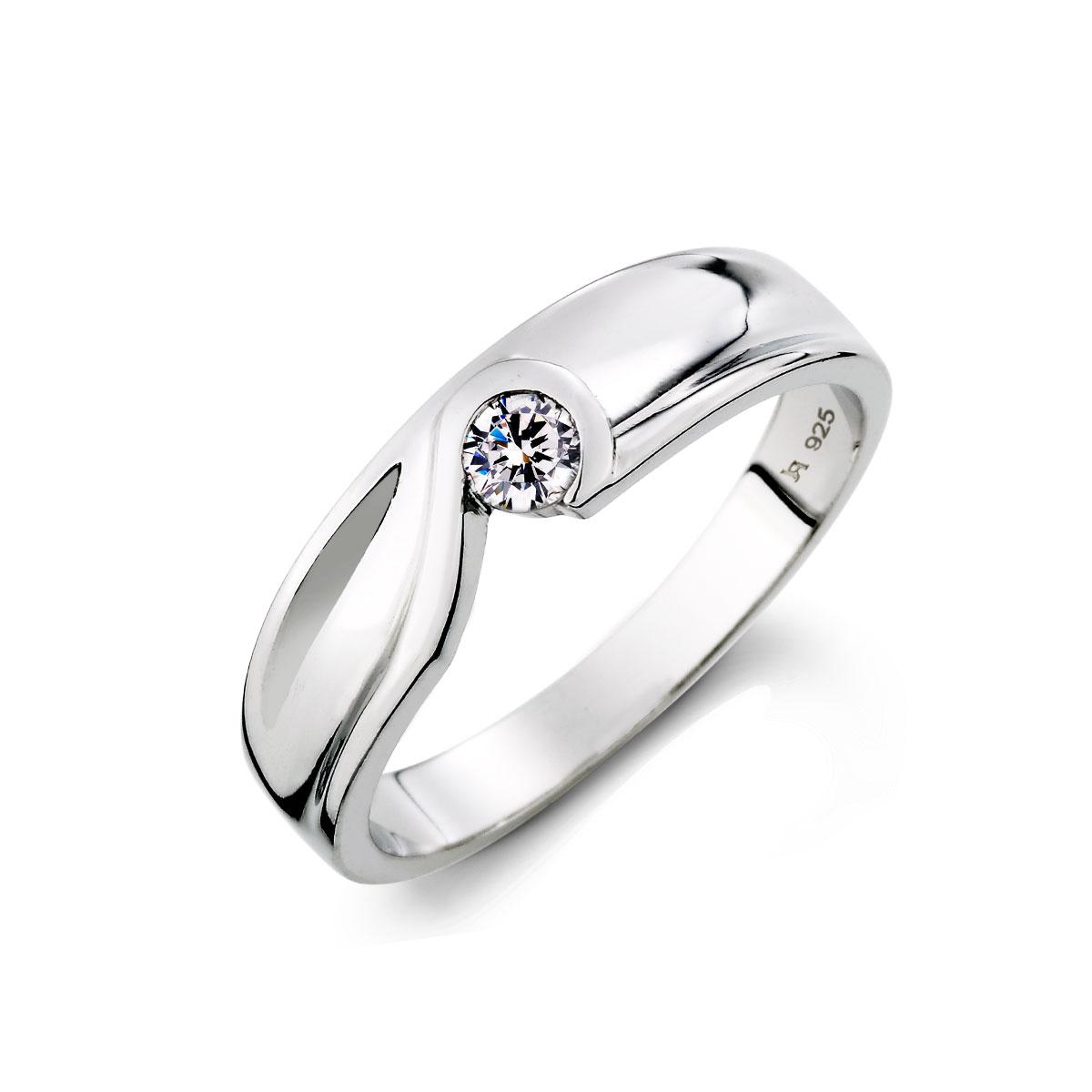 KSM40 我們的愛心型組合式戒指