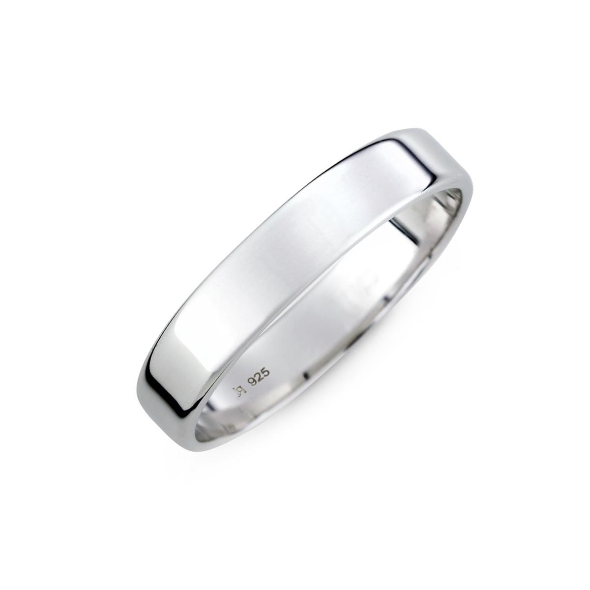 KSM73 溫柔的呢喃素面戒指
