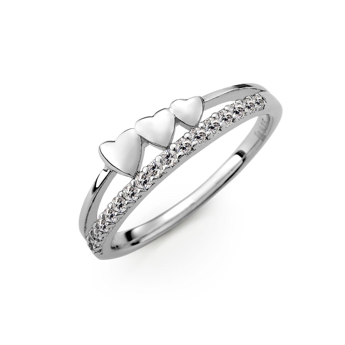 KSW144 一箭穿心浪漫戒指