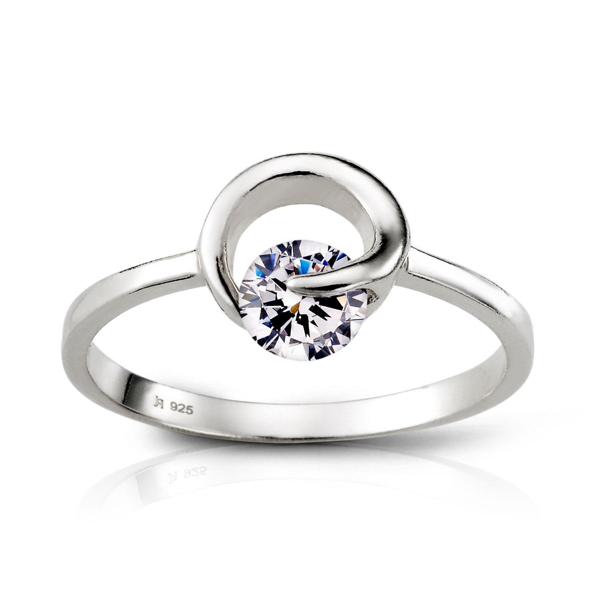 KSW16 都會女性環繞設計戒指