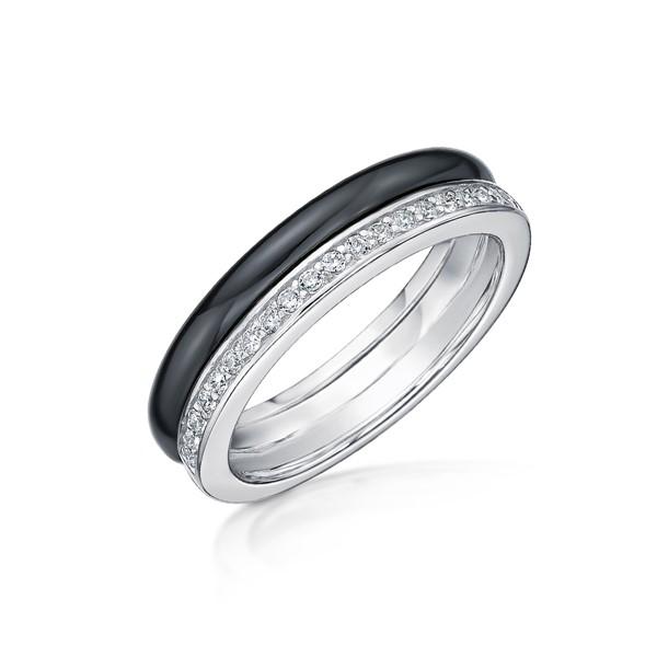 KSW241 璀璨軌跡-個性雅致戒指