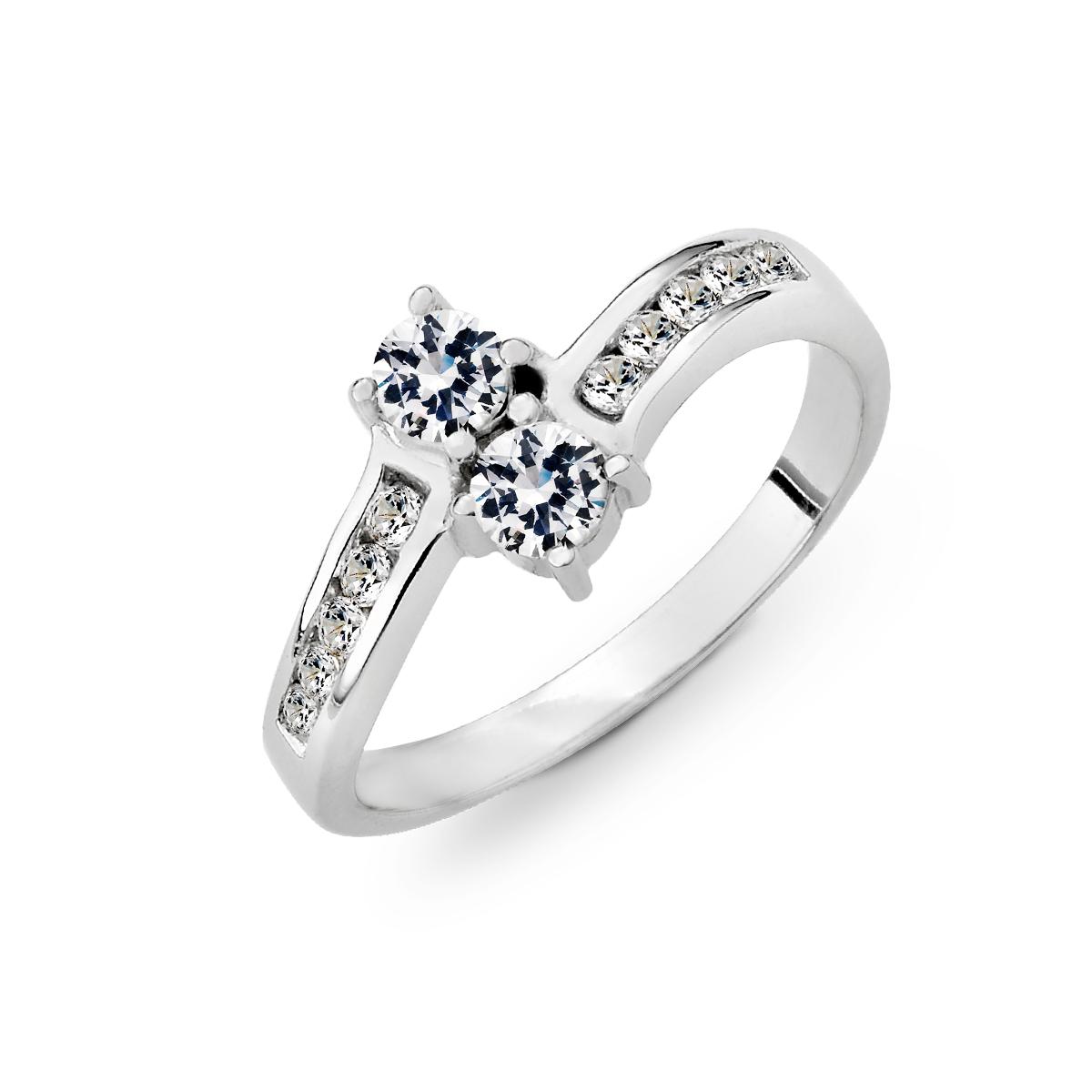 KSW242 幸福流動流線感戒指
