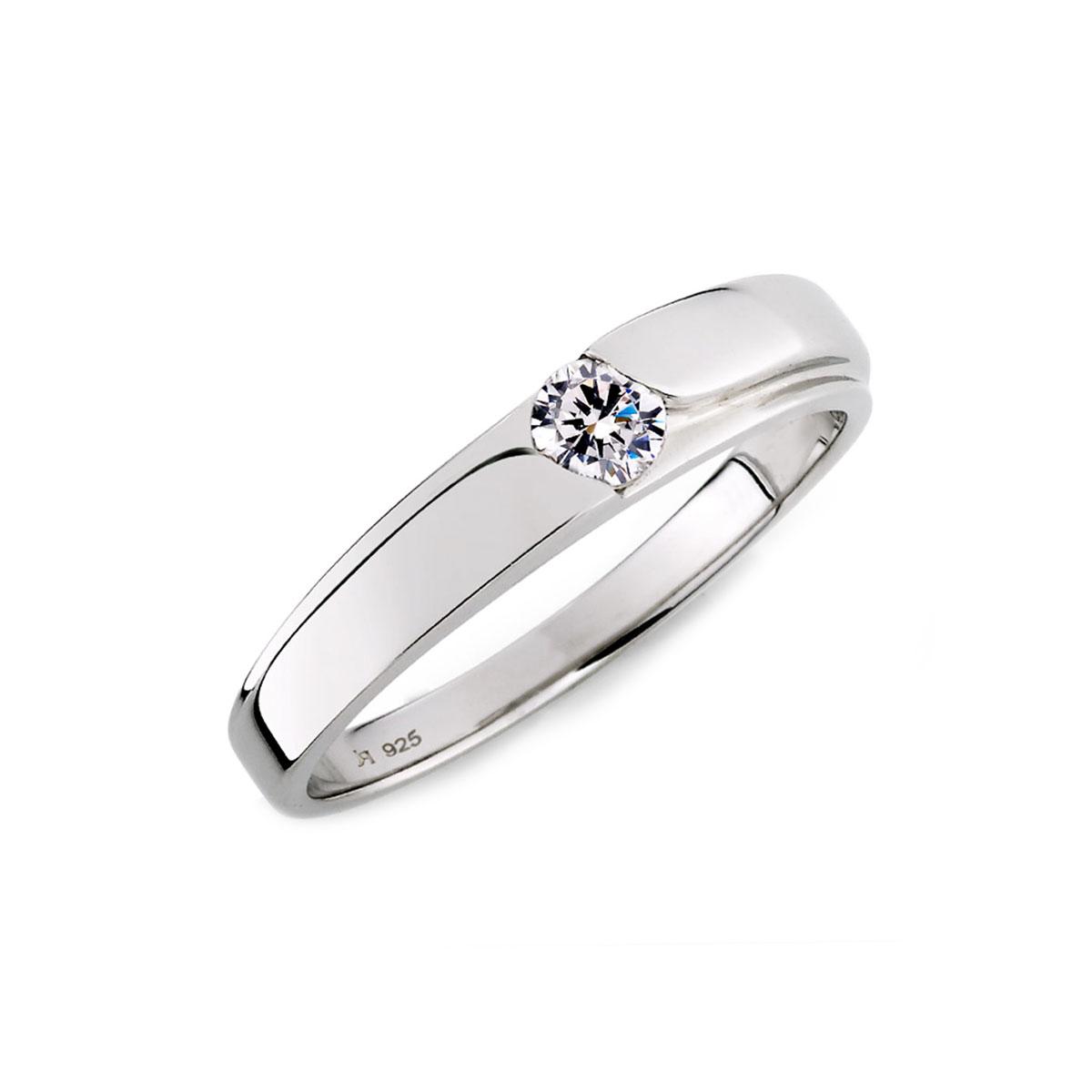 KSW252 因你而在單鑽戒指