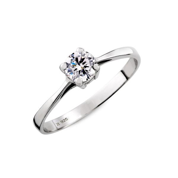 KSW255 一世美好單鑽戒指