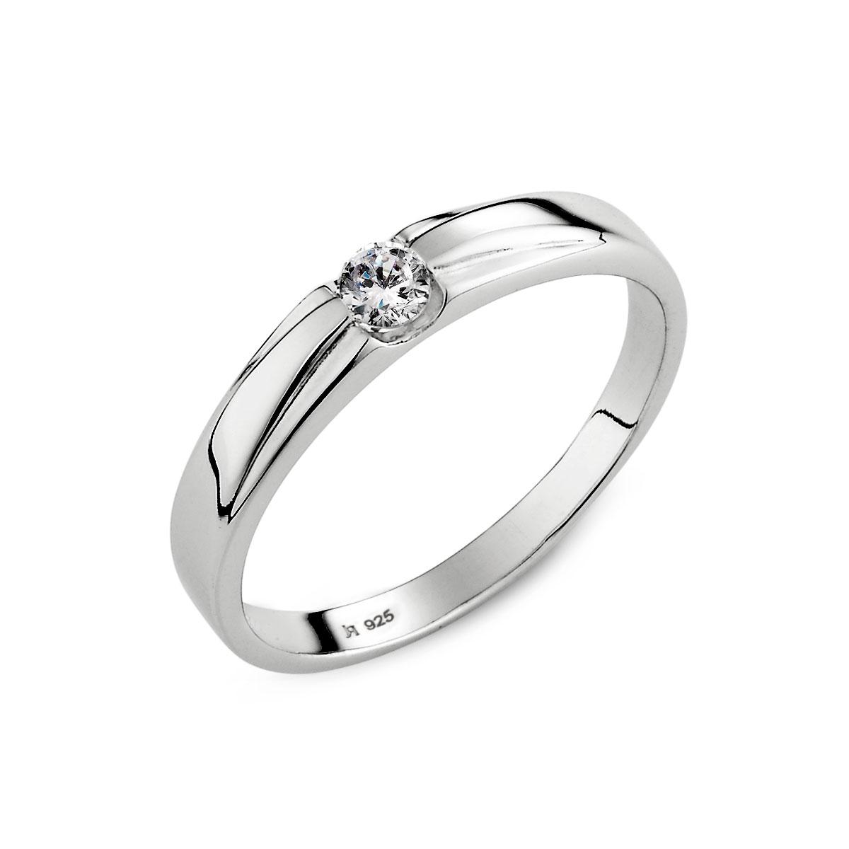 KSW271 永恆之星單鑽戒指