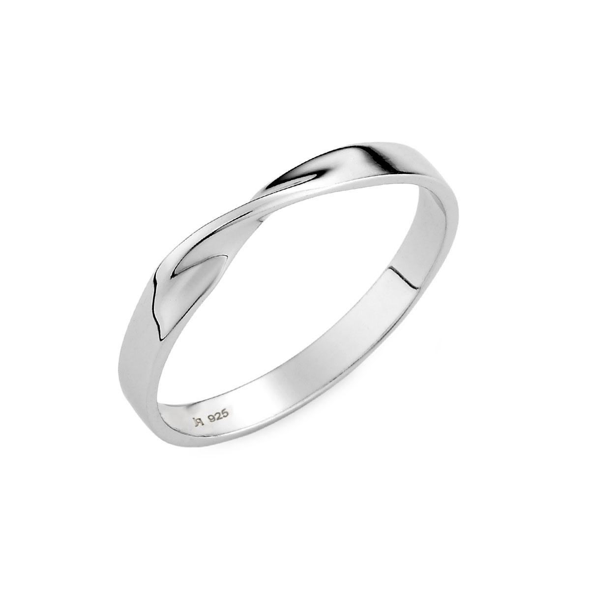 KSW276 低調扭轉造型戒指