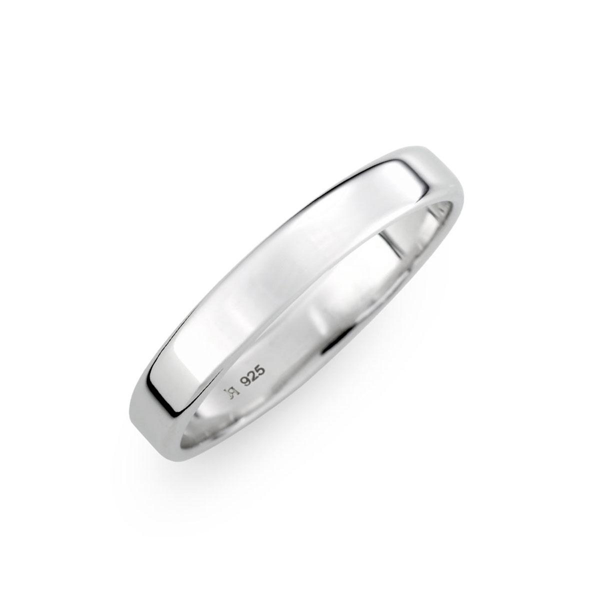 KSW285 溫柔的呢喃素面戒指