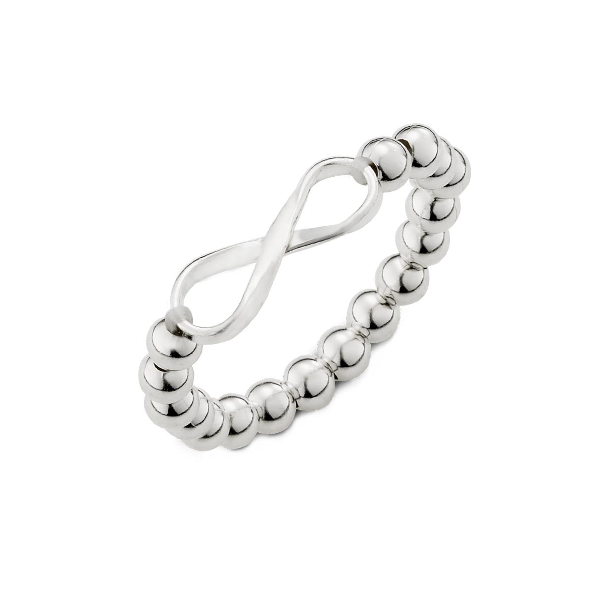 KSW322 點滴意象-無限眷戀珠珠戒指