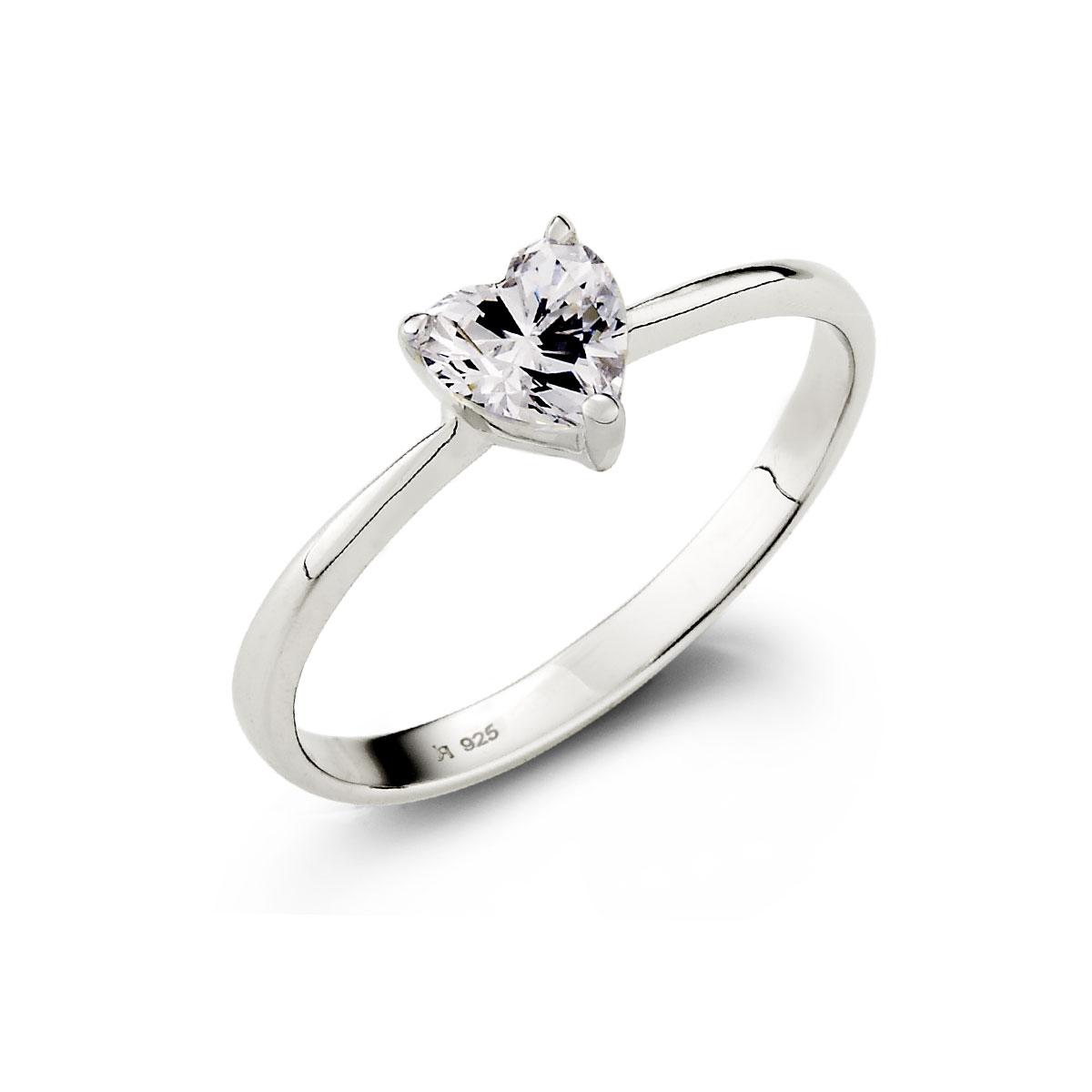KSW43 維納斯單鑽經典戒指