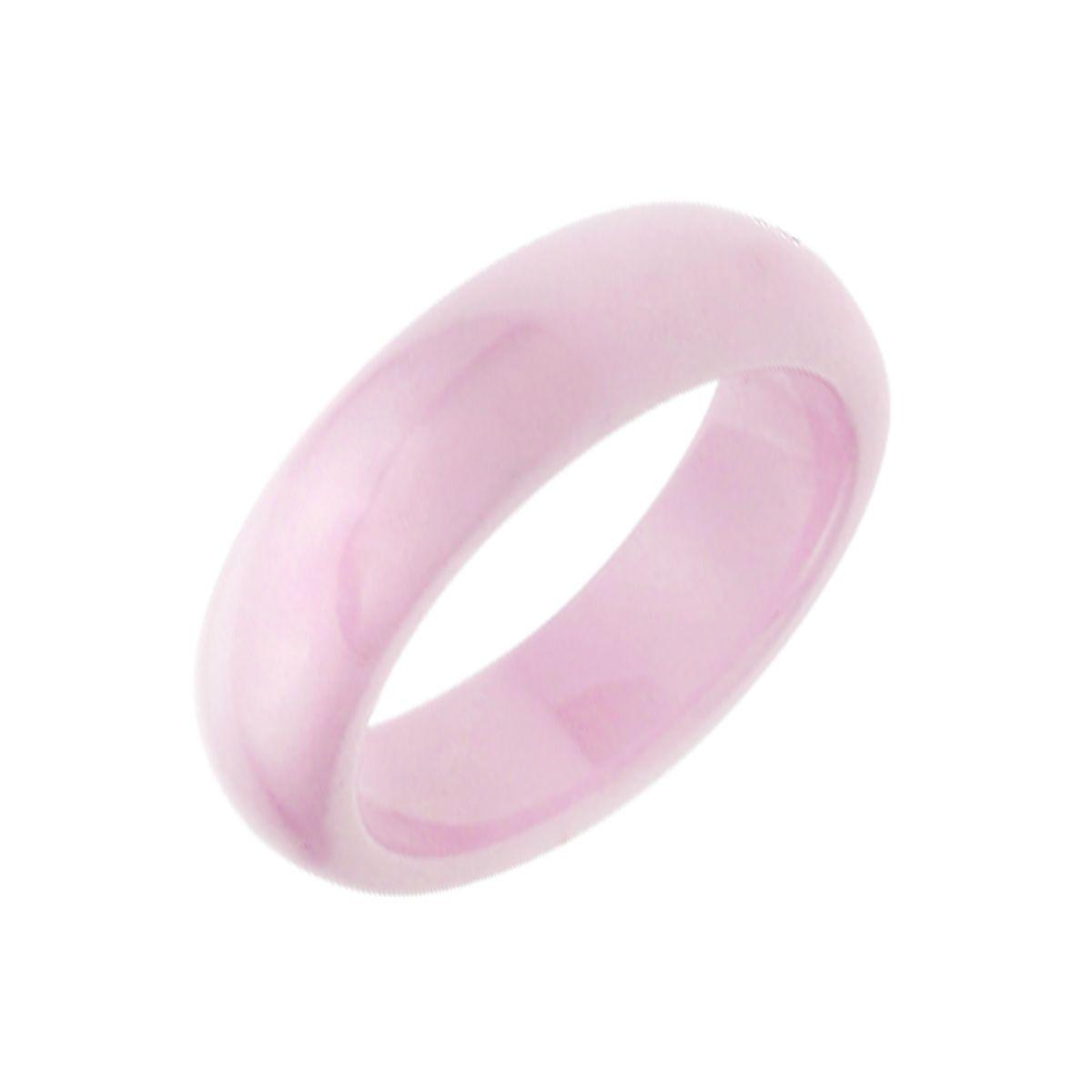 KT15 經典粉紅甜心窄版戒指