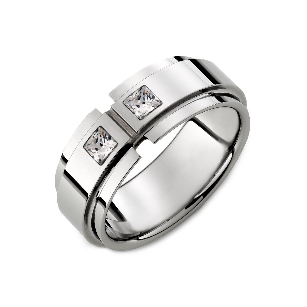 KU22 真紳士品味通勤必備款戒指