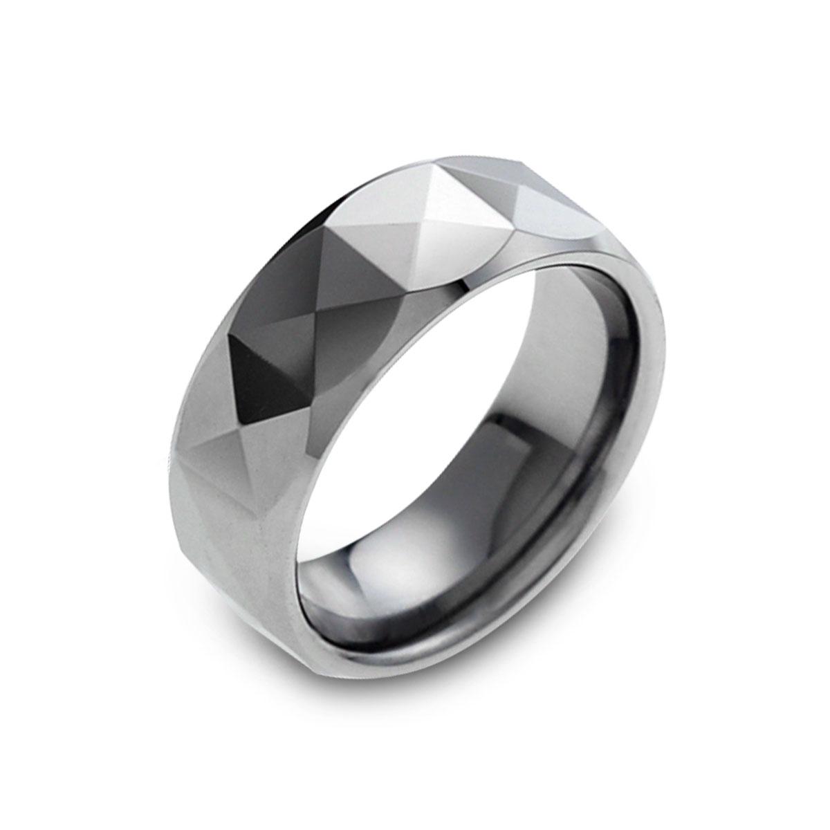 KU6 經典時尚菱格戒指