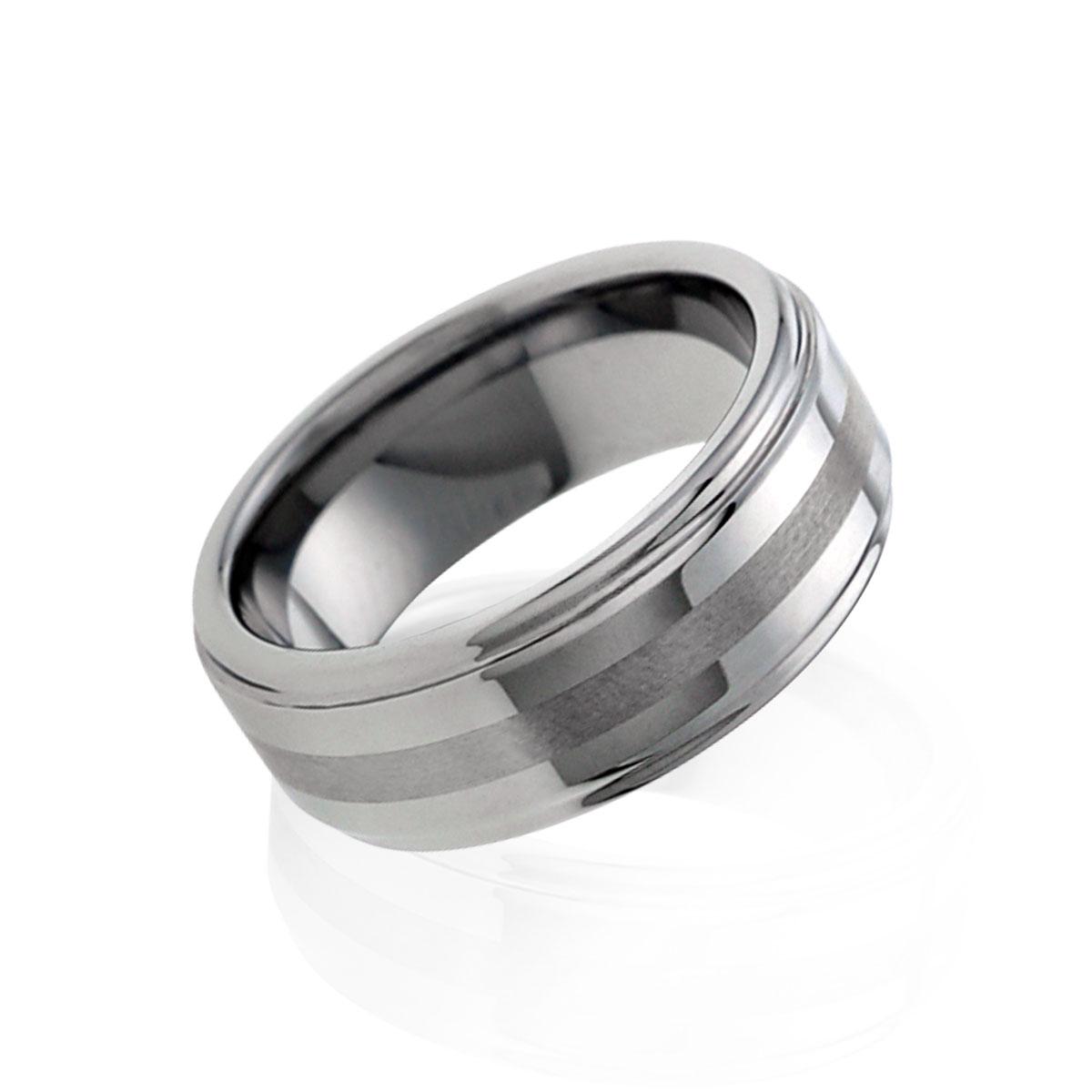 KU9 質感霧面環設計戒指
