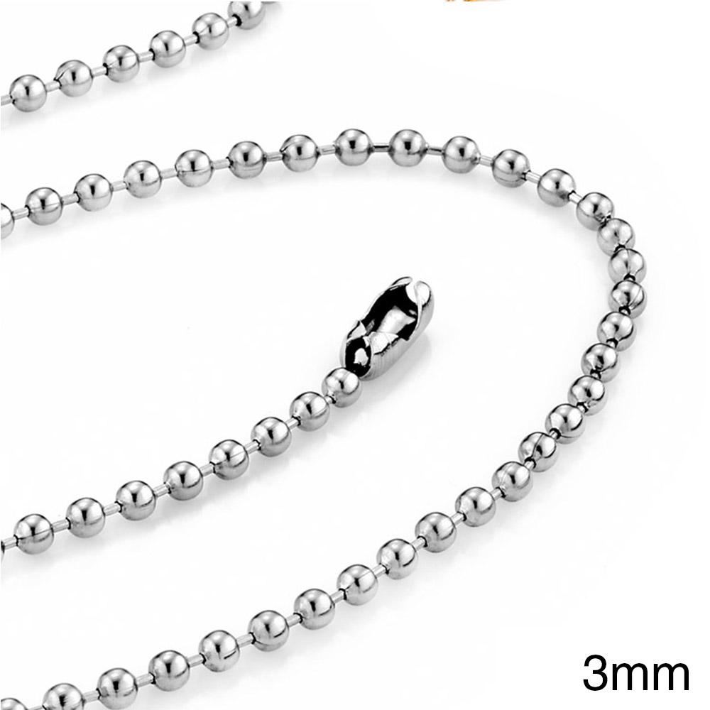 XD30 西德鋼珠鍊 0.3cm