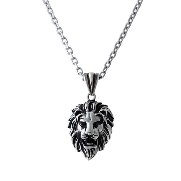 月光獅吼項鍊