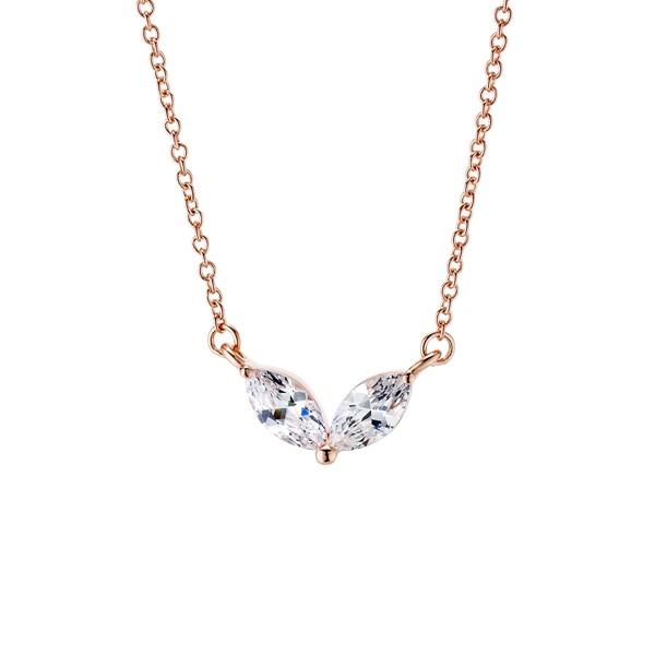專屬幸運 純銀 女款項鍊飾品